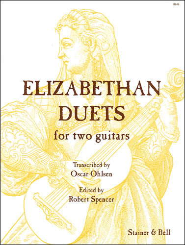 Elizabethan Duets For Two Guitars