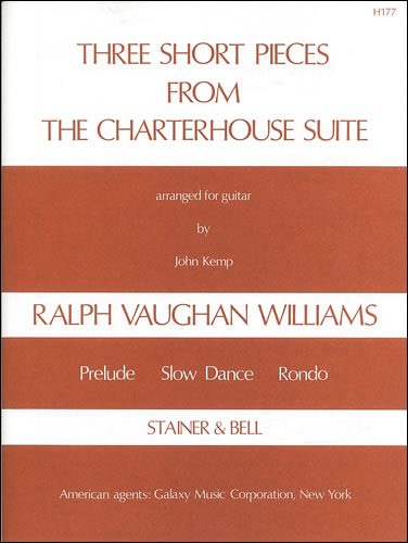 Vaughan Williams, Ralph: Three Short Pieces