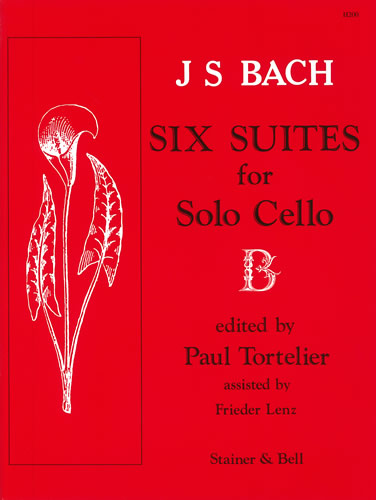 Bach, Johann Sebastian: Six Suites For Unaccompanied Cello