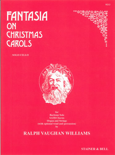 Vaughan Williams, Ralph: Fantasia On Christmas Carols. Solo Cello Part