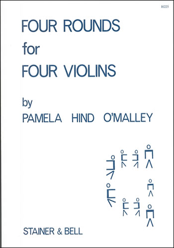 Hind O'Malley, Pamela: Four Rounds For Four Violins