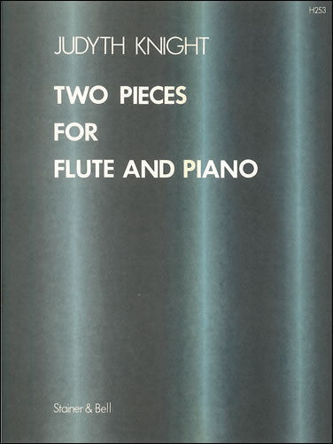 Knight, Judyth: Two Pieces For Flute And Piano