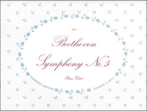Beethoven, Ludwig Van: Symphony No. 5 In C Minor, Op. 67. Arranged For Piano Duet