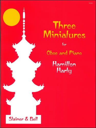 Harty, Hamilton: Three Minatures For Oboe And Piano