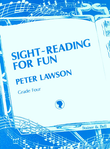 Lawson, Peter: Sight-Reading For Fun. Grade 4
