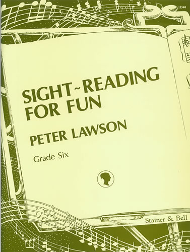 Lawson, Peter: Sight-Reading For Fun. Grade 6
