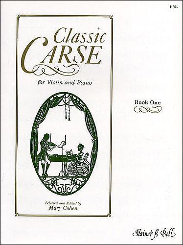 Carse, Adam: Classic Carse, Book 1 For Violin And Piano