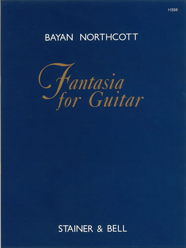 Northcott, Bayan: Fantasia For Guitar