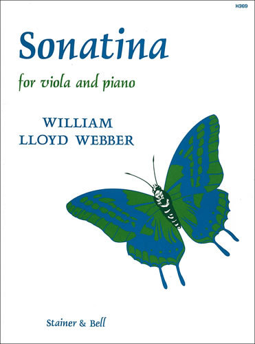 Lloyd Webber, William: Sonatina For Viola And Piano