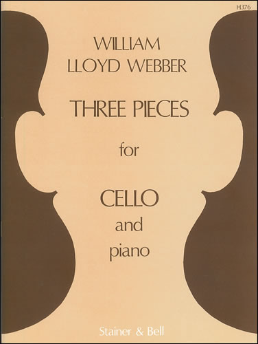 Lloyd Webber, William: Three Pieces For Cello And Piano
