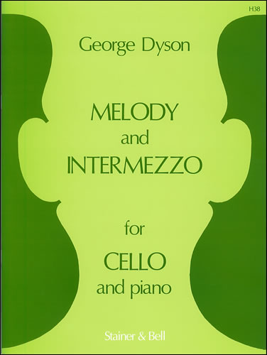 Dyson, George: Two Short Pieces For Cello And Piano