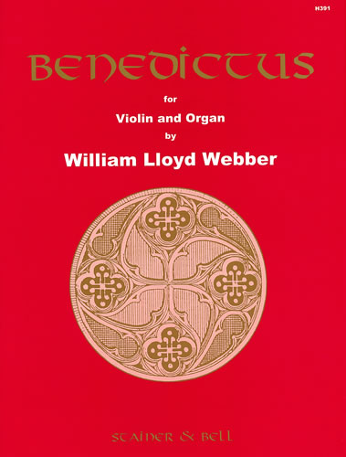 Lloyd Webber, William: Benedictus For Violin And Organ