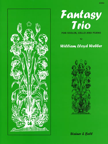 Lloyd Webber, William: Fantasy Trio For Violin, Cello And Piano