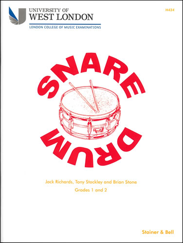 Percussion Syllabus: Snare Drum (Grades 1 & 2)