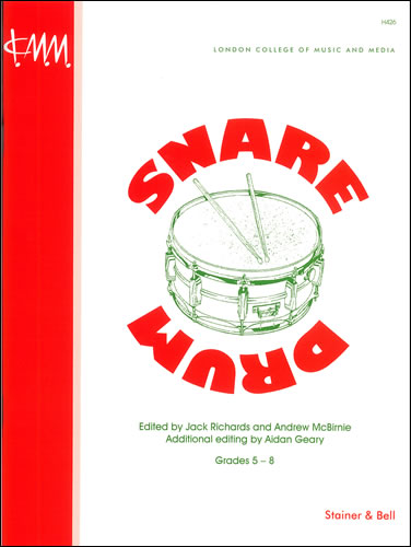 Percussion Syllabus: Snare Drum (Grades 5 To 8)