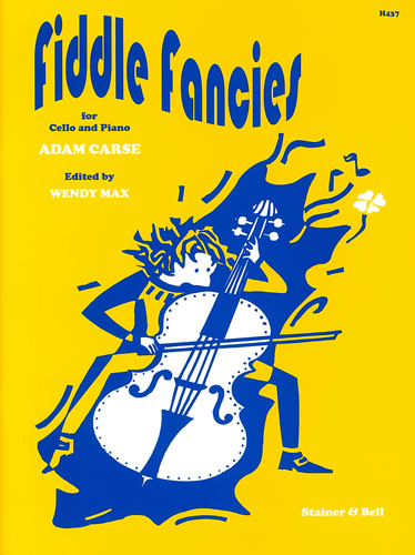 Carse, Adam: Fiddle Fancies For Cello And Piano