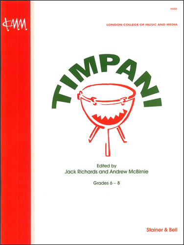 Percussion Syllabus: Timpani (Grades 6 – 8)