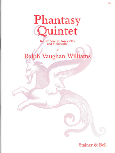 Vaughan Williams, Ralph: Phantasy Quintet For Two Violins, Two Violas And Cello