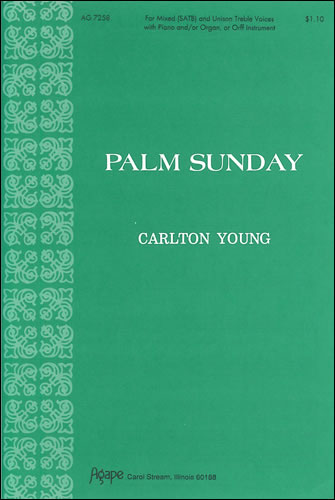 Young, Carlton R: Palm Sunday