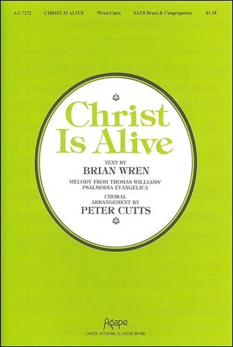 Cutts, Peter (arr.): Christ Is Alive