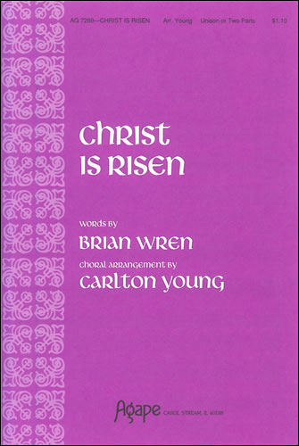 Young, Carlton R: Christ Is Risen!