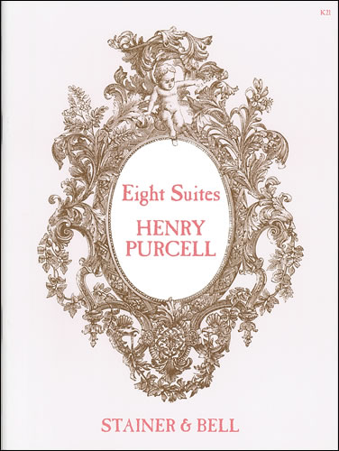 Purcell, Henry: Complete Harpsichord Works. Book 1. Eight Suites
