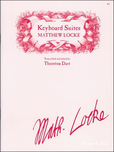 Locke, Matthew: Complete Keyboard Music. Book 1