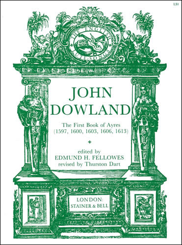 Dowland, John: The First Book Of Ayres (1597)