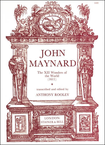 Maynard, John: The Twelve Wonders Of The World
