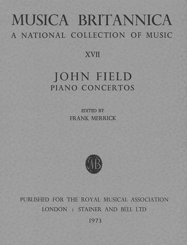 Field, John: Concertos For Piano And Orchestra Nos. 1-3