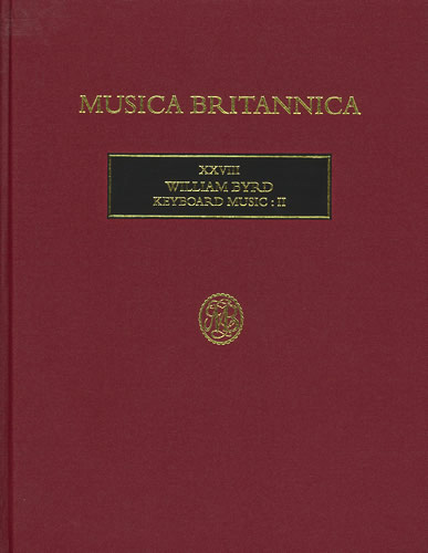 Byrd, William: Keyboard Music II