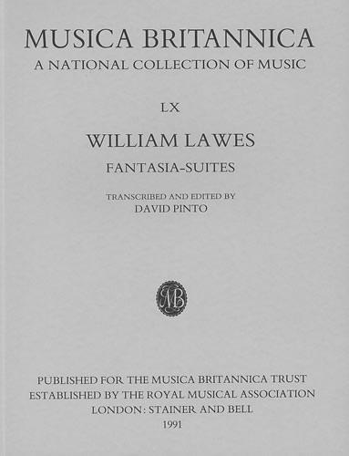 Lawes, William: Fantasia-Suites