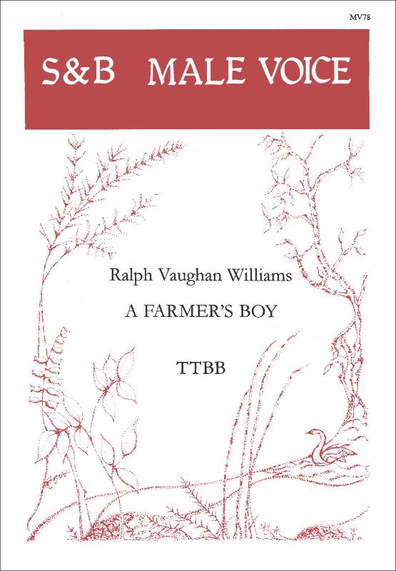 Vaughan Williams, Ralph: Farmer's Boy, The. TTBB