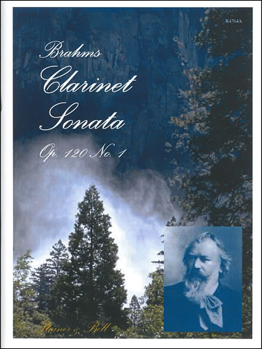Brahms, Johannes: Sonata In F Minor, Op. 120, No. 1 For Clarinet And Piano