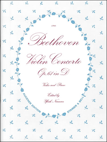 Beethoven, Ludwig Van: Concerto In D Op. 61