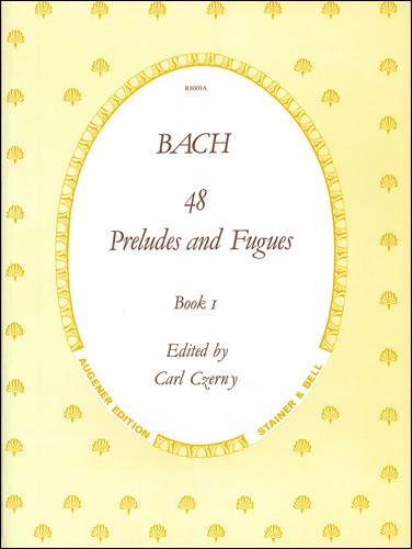 Bach, Johann Sebastian: Preludes And Fugues, The 48. BWV 846-893. Book 1: Nos. 1 To 24