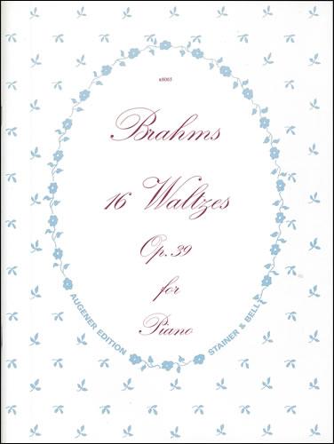 Brahms, Johannes: Waltzes, Op. 39