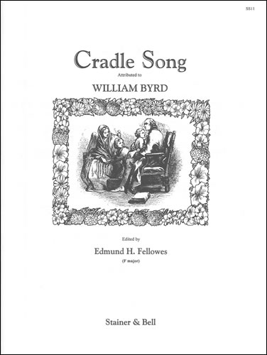 Byrd, William: Cradle Song. F Major