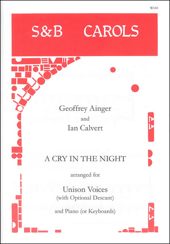 Calvert, Ian: A Cry In The Night