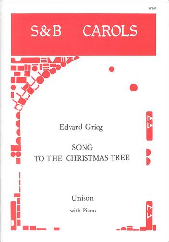 Grieg, Edward: Song To The Christmas Tree