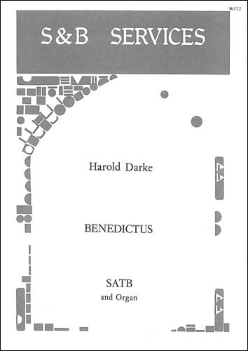 Darke, Harold: Benedictus In F