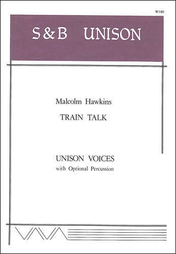 Hawkins, Malcolm: Train Talk