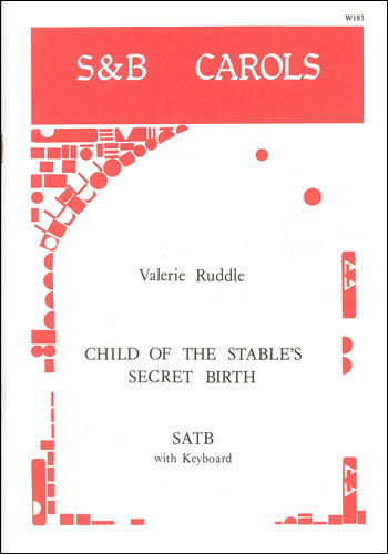 Ruddle, Valerie: Child Of The Stable's Secret Birth