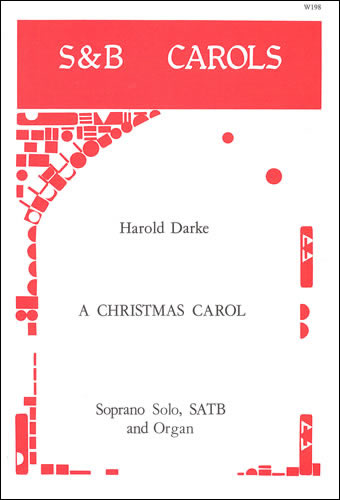 Darke, Harold: A Christmas Carol (The Shepherds Had An Angel)