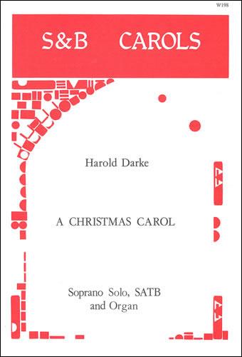 Darke, Harold: A Christmas Carol (The Shepherds Had An Angel)