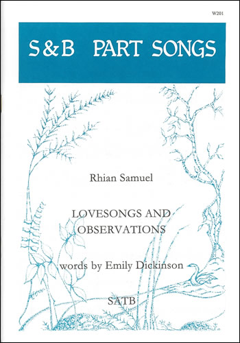 Samuel, Rhian: Lovesongs And Observations