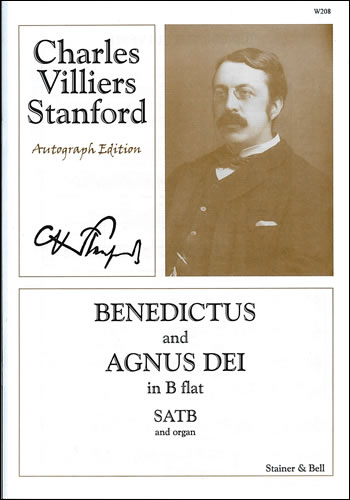 Stanford, Charles V: Benedictus And Agnus Dei In B Flat
