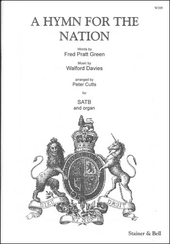 Davies, Walford: A Hymn For The Nation