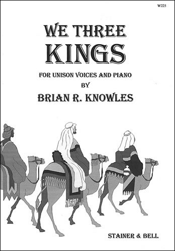 Knowles, Brian R: We Three Kings
