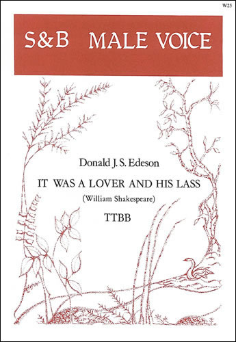 Edeson, Donald: It Was A Lover And His Lass
